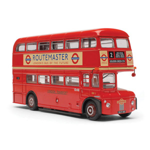 Signed Colin Curtis prototype Routemaster 1:76