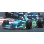 Michael Schumacher Benetton Ford B194