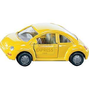Super Series VW New Beetle Yellow Small Scale
