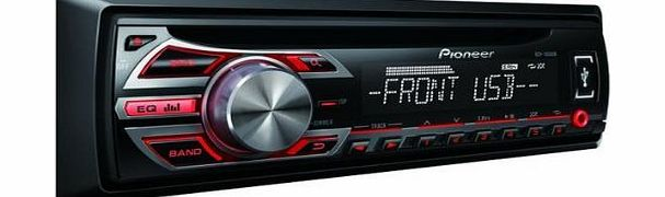 SIL CD/MP3/USB DEH-1500UB Car radio