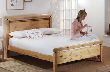 Silentnight Imagine - Blossom Bedframe