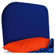 Kids Headboard Blue