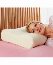 SILENTNIGHT MEMORY FOAM CONTOUR PILLOW - review, compare prices, buy online