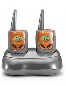 Two-way Personal Radio - Twin pack with charger