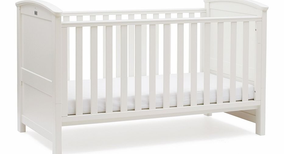 Silver Cross Ashby Style Cot Bed - review, compare prices, buy online