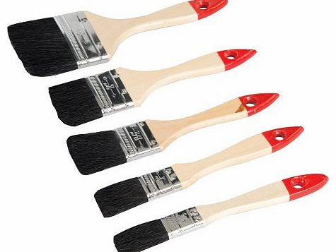 Silverline 244979 Disposable Brush, Set of 5