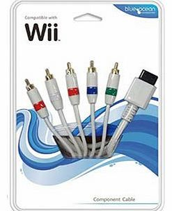 Component Cable on Nintendo Wii