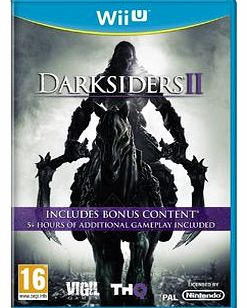 Darksiders 2 on Nintendo Wii U
