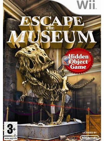 Escape The Museum on Nintendo Wii