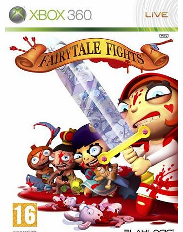 Fairytale Fights on Xbox 360
