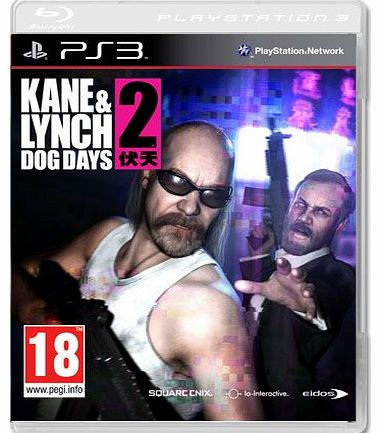 Kane and Lynch 2 on PS3