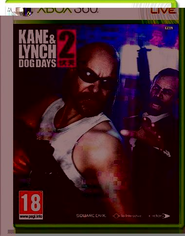 kane and Lynch 2 on Xbox 360