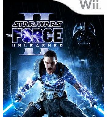 Star Wars The Force Unleashed 2 on Nintendo Wii