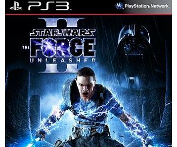 Star Wars The Force Unleashed 2 on PS3