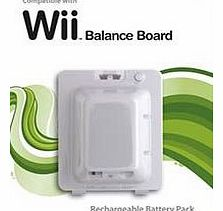 Wii Fit Rechargeable Battery Pack on Nintendo Wii