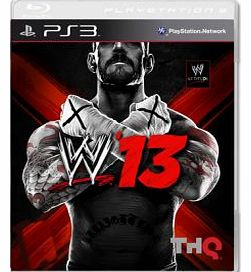 WWE 13 on PS3