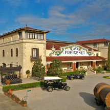 and Freixenets Cava Wine Cellars -
