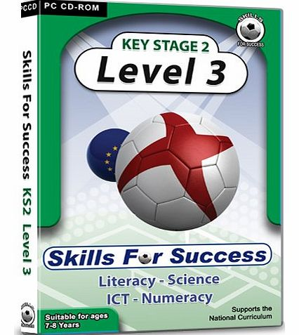 Skills For Success  Key Stage 2 Level 3: Complete Pack - Fun educational software!