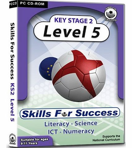 Skills For Success  Key Stage 2 Level 5: Complete Pack - Fun educational software!