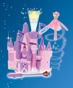 Dancers Castle Playset