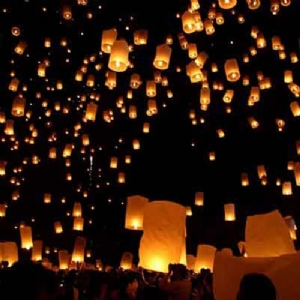 Lantern - Chinese Flying Lanterns