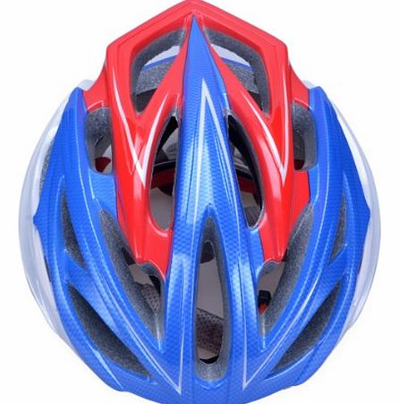 Kids and Adults Sporting Helmet 53-60cm Adjustable 24 Air Vents