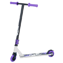 Outbreak II scooter White/purple