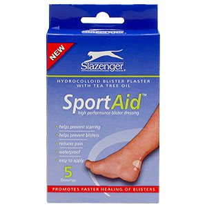 Sport Aid Blister Plaster - Size: 5