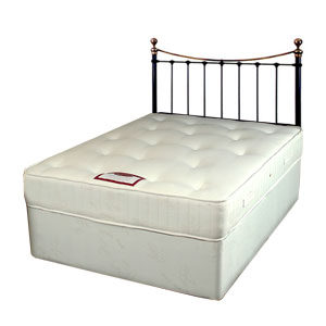Divan Bed With 4 Storage Drawers In Base With Firm Mattress Ebay Bed Mattress Sale