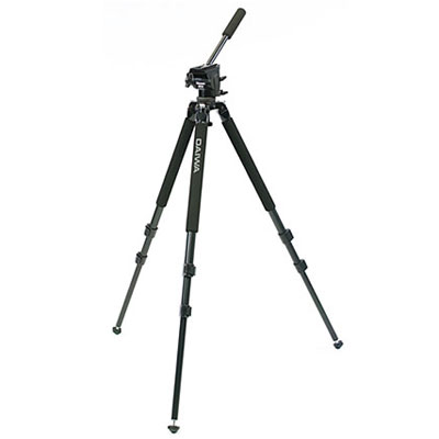 DST-3 Professional video tripod with fluid