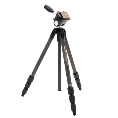 Pro 614EZ Carbon Fibre Tripod with