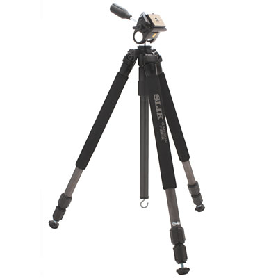 Pro 713EZ Tripod with multi-action panhead
