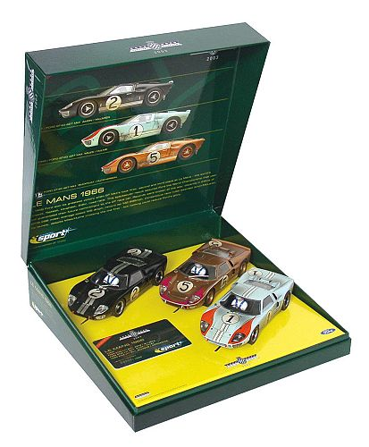 Modelxtric Goodwood Box Set