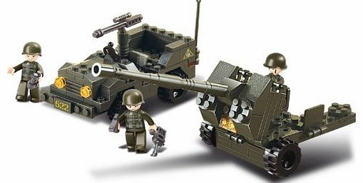 Anti-Aircraft Flak and Jeep