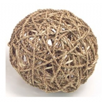Naturals Seagrass Fun Ball Large 15cm
