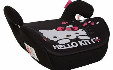 small foot children booster seat hello kitty theme with removable covers review compare. Black Bedroom Furniture Sets. Home Design Ideas