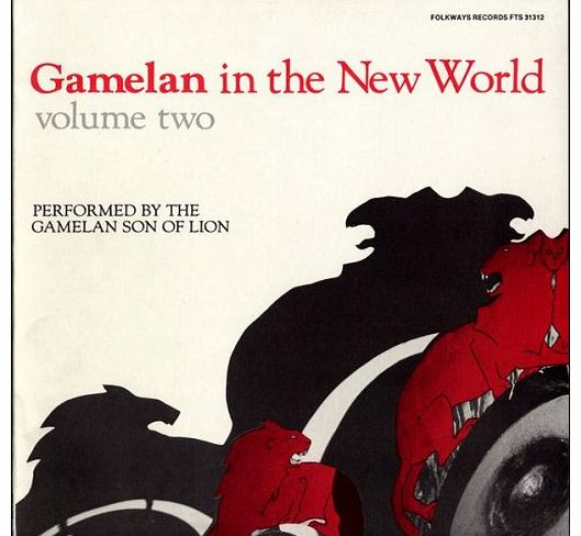 Smithsonian Folkways Gamelan in the New World, Vol. 2