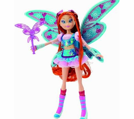 29 cm Electronic Doll - Winx : Believix Magic Wings