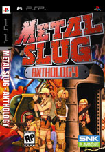 Metal Slug Anthology PSP
