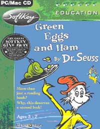 Dr Seuss Green Eggs and Ham PC
