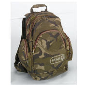 backpack - camouflage