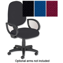 Sonix Choices High Back Chair Black