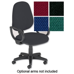 Sonix Choices High Back Chair Charcoal