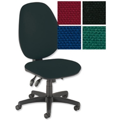 Sonix Desire Maxi Back Operators Chair Charcoal