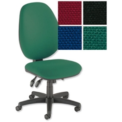 Sonix Desire Maxi Back Operators Chair Green