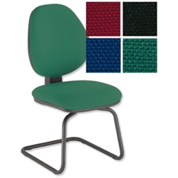 Sonix Desire Visitors Chair Green