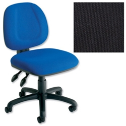 Sonix Trexus Plus Medium Back Chair Permanent Contact