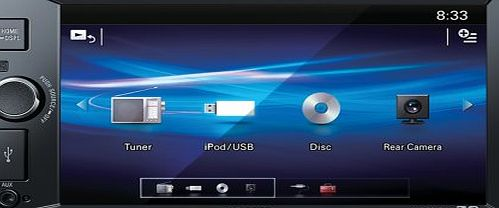 Sony 6.1-inch Touchscreen Multimedia System