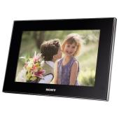7` DPFV700B Digital Photo Frame (Black)