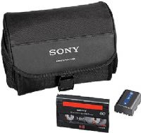 Sony ACCDHM3 Digital 8 and Hi8 Accessory Kit